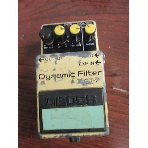 Boss Dynamic Filter Effect Pedal