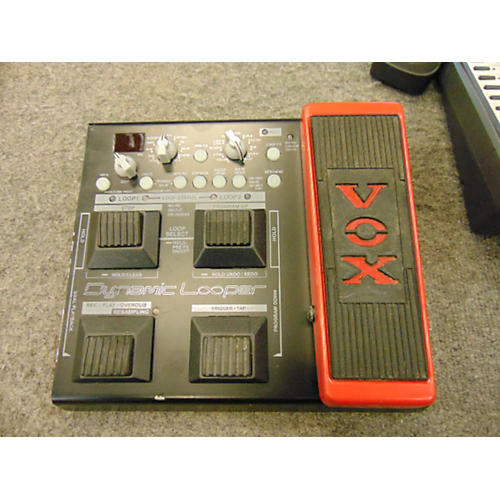 Vox Dynamic Looper Pedal-thumbnail