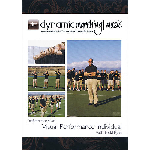 Hal Leonard Dynamic Marching Music - Visual Performance Individual Marching Band DVD-thumbnail