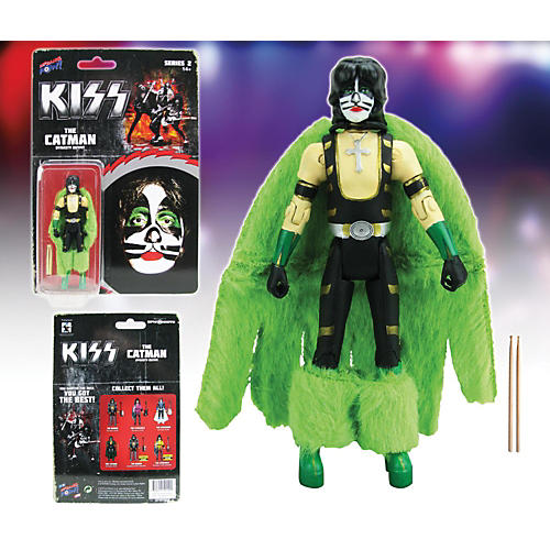 KISS Dynasty The Catman 3 3/4-Inch Action Figure Series 2-thumbnail