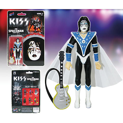 KISS Dynasty The Spaceman 3 3/4-Inch Action Figure Series 2-thumbnail