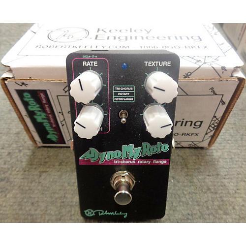 Keeley DynoMyRoto Effect Pedal