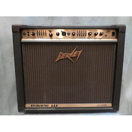 Peavey E-Coustic Acoustic Guitar Combo Amp-thumbnail