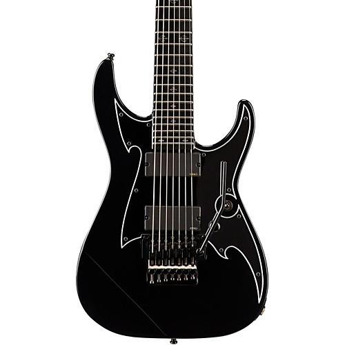 ESP E-II Elias Viljanen M-II 7 7-String Electric Guitar Black