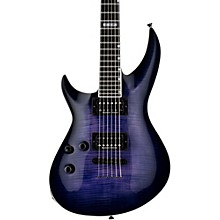 ESP E-II Horizon-III Flame Maple Left-Handed Electric Guitar