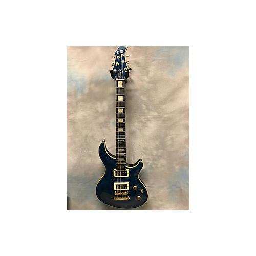 ESP E-II Mystique Solid Body Electric Guitar-thumbnail