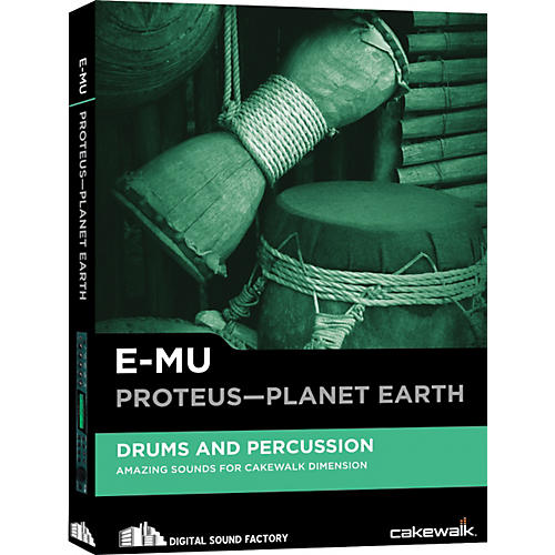Cakewalk E-MU Proteus-Planet Earth-thumbnail