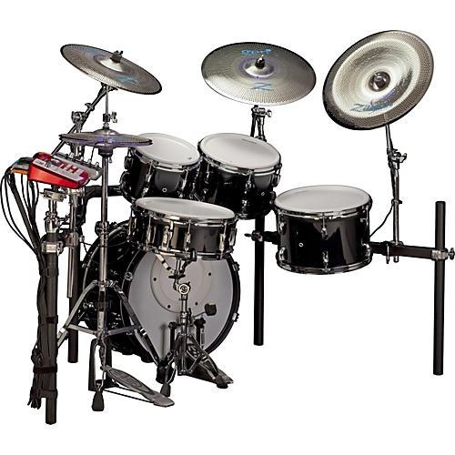 Electronic Acoustic Drum Set : pearl e pro live electronic acoustic drum set with zildjian gen 16 cymbals guitar center ~ Vivirlamusica.com Haus und Dekorationen