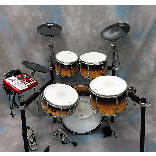 Pearl E Pro Live Electronic Drum Set