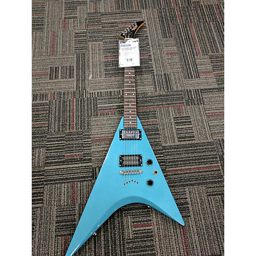 Epiphone E SERIES DEMON FLYING V Solid Body Electric Guitar-thumbnail