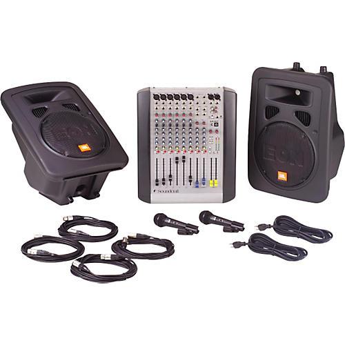 JBL E-System 10 PA Package-thumbnail