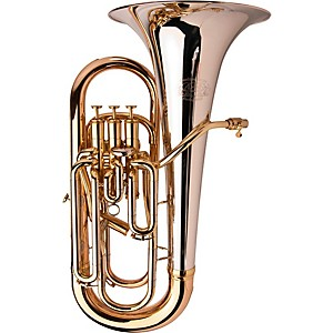 Adams E1 Selected Series Sterling Bell Compensating Euphonium by Adams