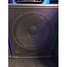 Behringer E1800X Unpowered Subwoofer