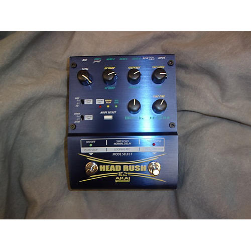 Akai Professional E2 Headrush Delay/Looper Effect Pedal