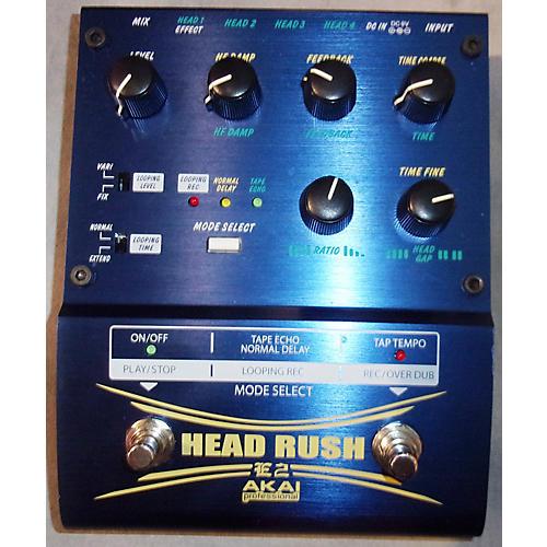 Akai Professional E2 Headrush Delay/Looper Effect Pedal