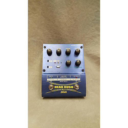 Akai Professional E2 Headrush Delay/Looper Effect Pedal-thumbnail