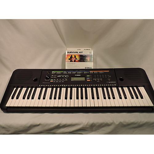 used yamaha e253 portable keyboard guitar center. Black Bedroom Furniture Sets. Home Design Ideas