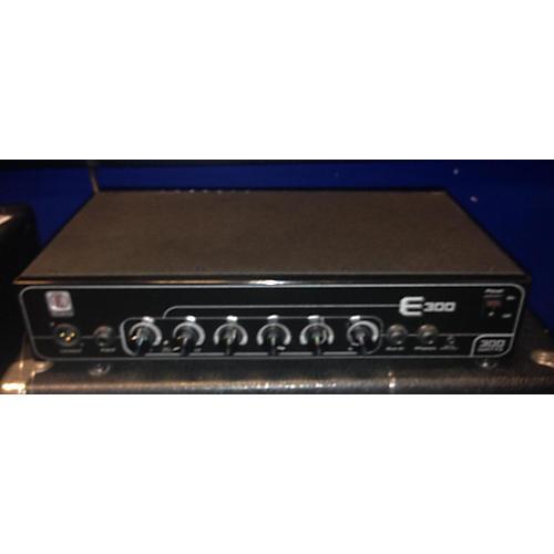 Eden E300 300W Bass Amp Head-thumbnail