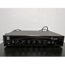 Eden E300 300W Bass Amp Head