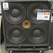 Eden E410XST8 Bass Cabinet