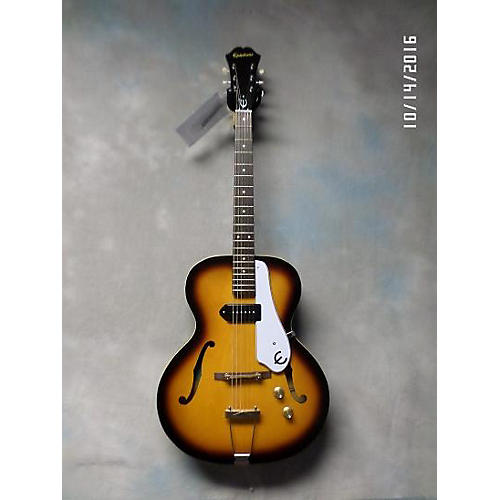 Epiphone E422T Hollow Body Electric Guitar Sunburst