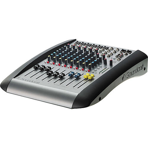 Soundcraft E6 6-Channel Mixer-thumbnail