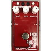 Malekko Heavy Industry E616 Analog Delay Effect Pedal