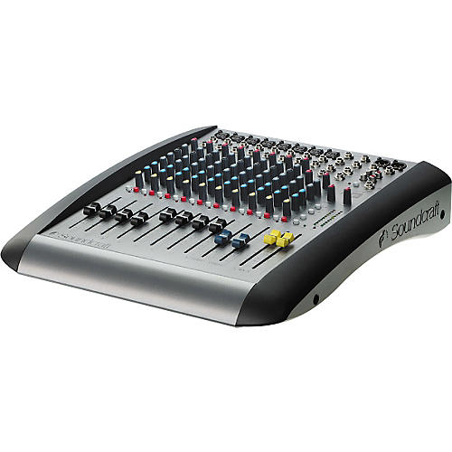 Soundcraft E8 E Series 8-Channel Mixer-thumbnail
