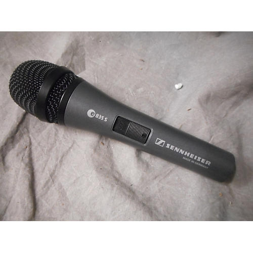Sennheiser E835S Dynamic Microphone-thumbnail
