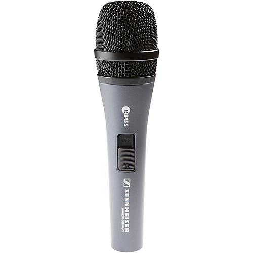 Sennheiser E845S Pro Performance Vocal Microphone-thumbnail