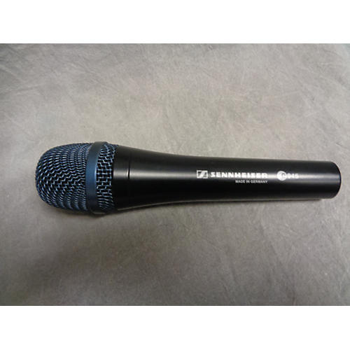 used sennheiser e945 dynamic microphone guitar center. Black Bedroom Furniture Sets. Home Design Ideas