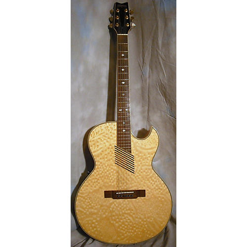Washburn EA-36 Acoustic Electric Guitar