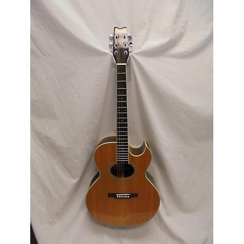 Washburn EA10N Acoustic Electric Guitar