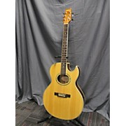 Washburn EA10S DL NAT Acoustic Electric Guitar