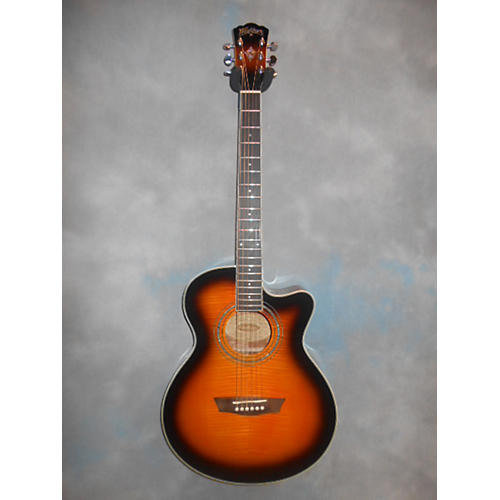 Washburn EA15 Acoustic Electric Guitar-thumbnail