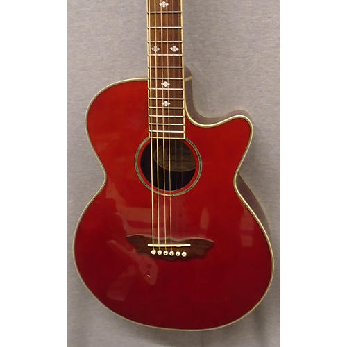 Washburn EA15TR Acoustic Electric Guitar-thumbnail