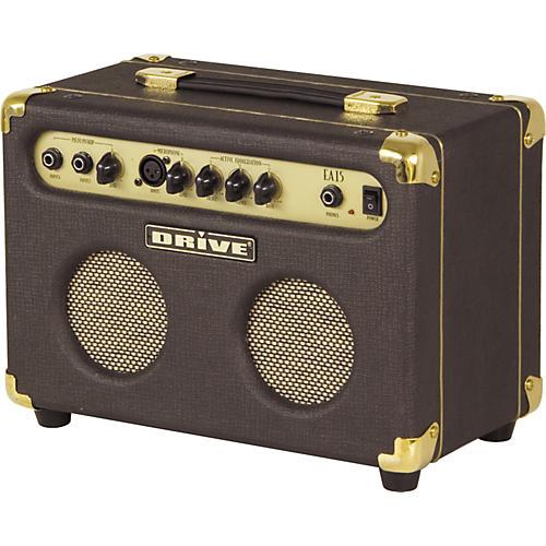 Drive EA15V 15W 2x5 Acoustic-Electric Guitar Combo Amp