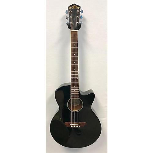 Washburn EA16BP Acoustic Electric Guitar