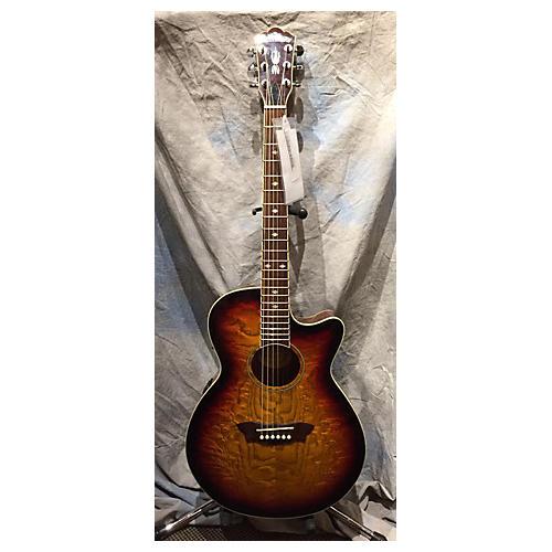 Washburn EA18TS Acoustic Electric Guitar-thumbnail