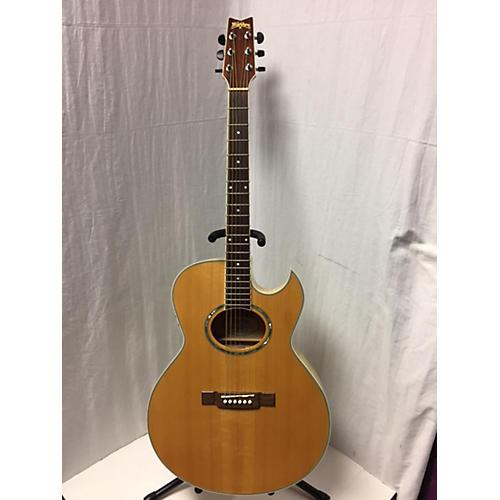 used washburn ea20sdl acoustic electric guitar guitar center. Black Bedroom Furniture Sets. Home Design Ideas