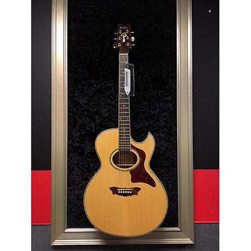 Washburn EA27 Acoustic Electric Guitar-thumbnail