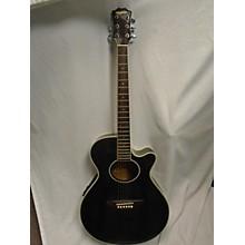 Hohner EA60CEQTBK Acoustic Electric Guitar