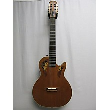 Ovation EA63 Viper Classical Acoustic Electric Guitar