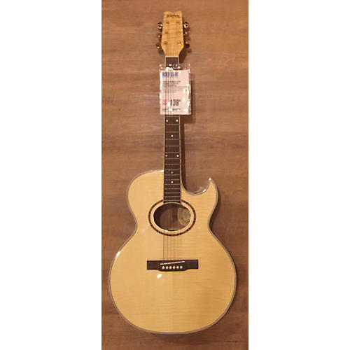 Washburn EA8F Acoustic Electric Guitar-thumbnail