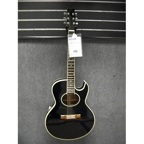 Washburn EA9 Acoustic Electric Guitar