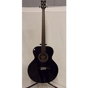 Pre-owned Dean EAB Fretless Acoustic Bass Guitar