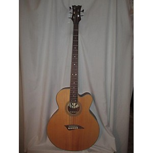 Pre-owned Dean EABC 5 String Acoustic Bass Guitar