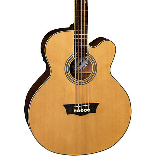 Dean EABC 5-String Cutaway Acoustic-Electric Bass