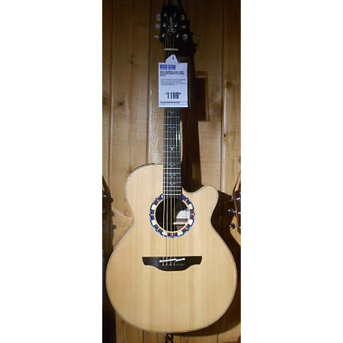 Takamine EAC48C Santa Fe Acoustic Electric Guitar