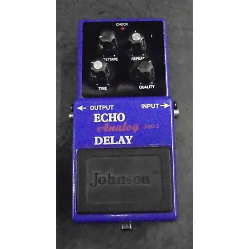 Johnson EAD-2 Echo Delay Effect Pedal
